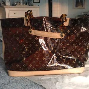 Large Louis Vuitton tote bag
